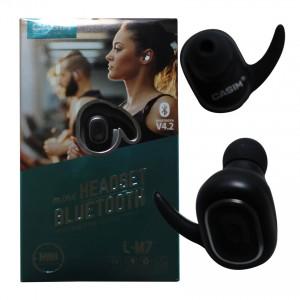 Tai nghe Bluetooth L-M7 Mini hiệu CASIM (tai nghe 1 bên)