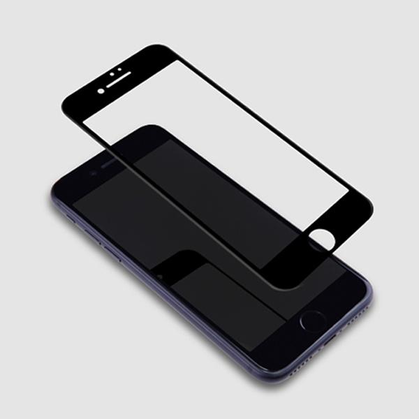 Miếng dán kính cường lực iPhone 7 Full LCD 9H (đen)