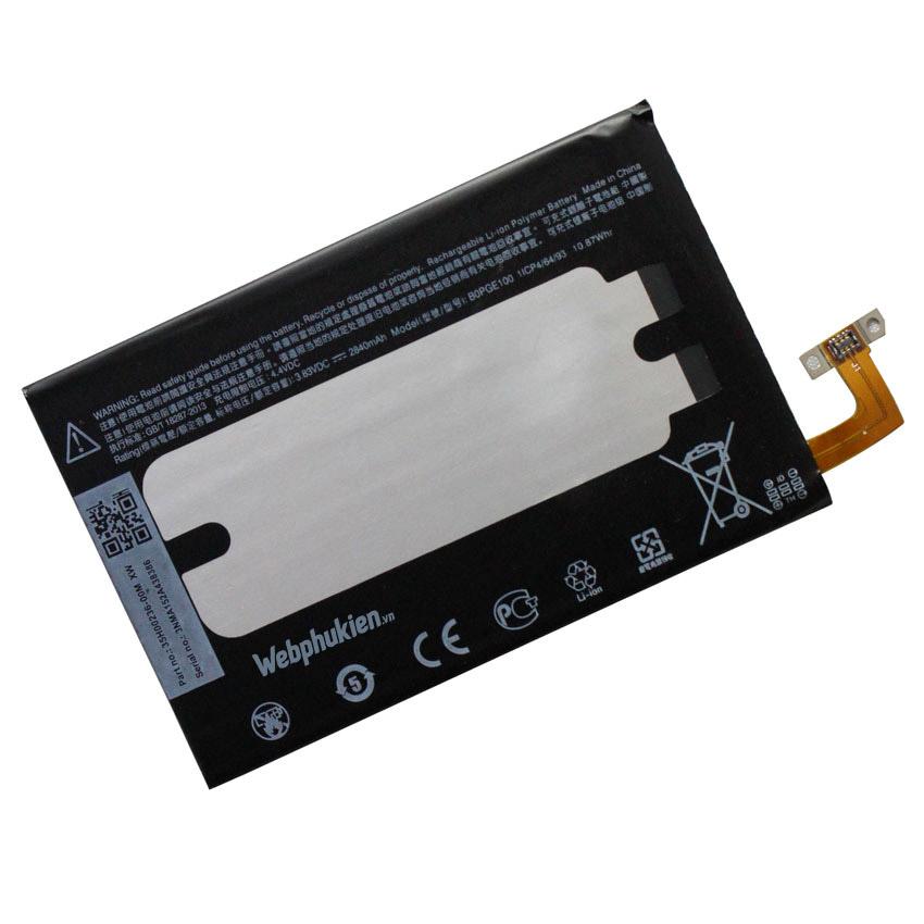 Pin HTC One M8s B0PGE100 - 2840mAh Original Battery