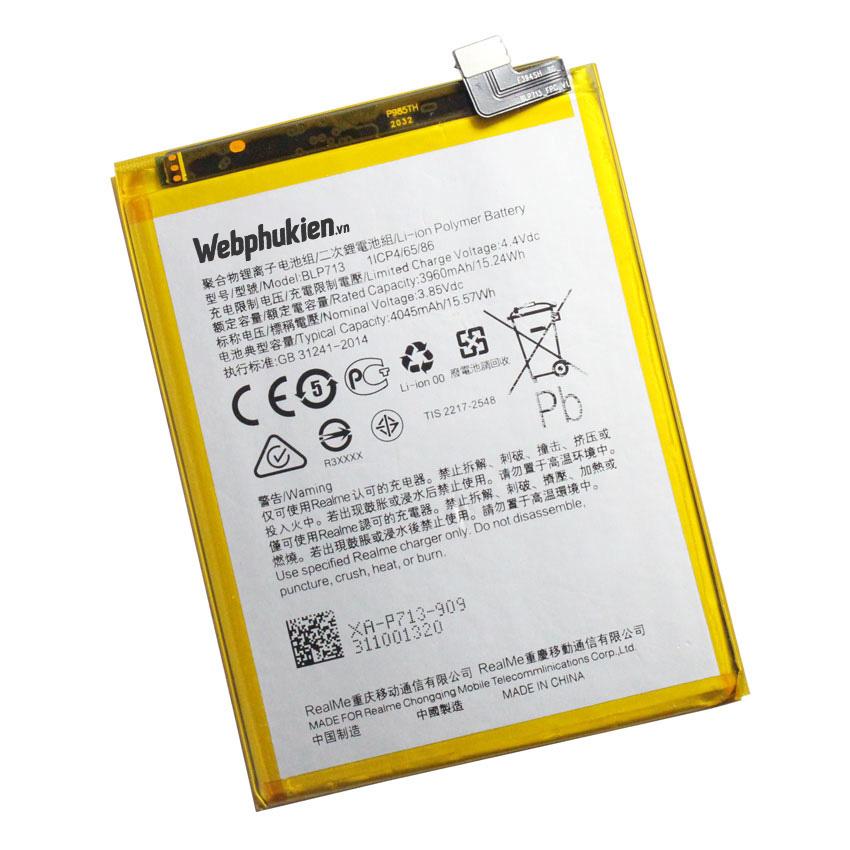 Pin Oppo F11, Realme 3 Pro BLP713 - 4045mAh Original Battery