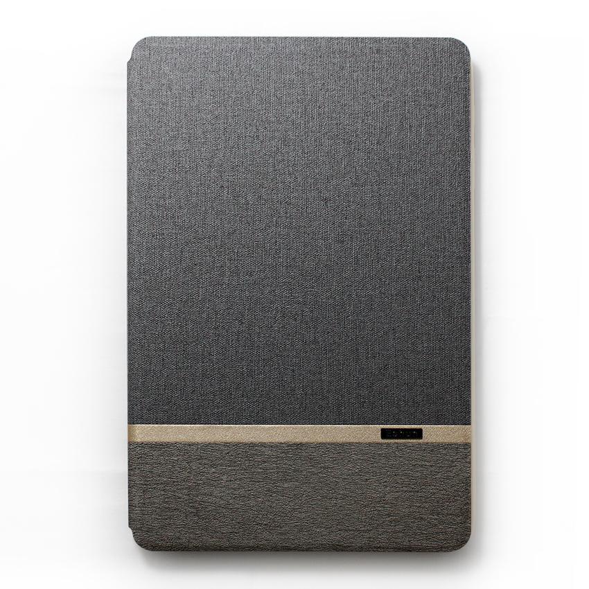 Bao da Samsung Galaxy Tab A6 10.1 có Bút Spen P585 hiệu Eshun (Xám)