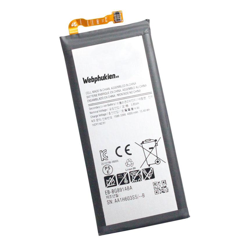 Pin Samsung Galaxy S7 Active EB-BG891ABA 4000mAh