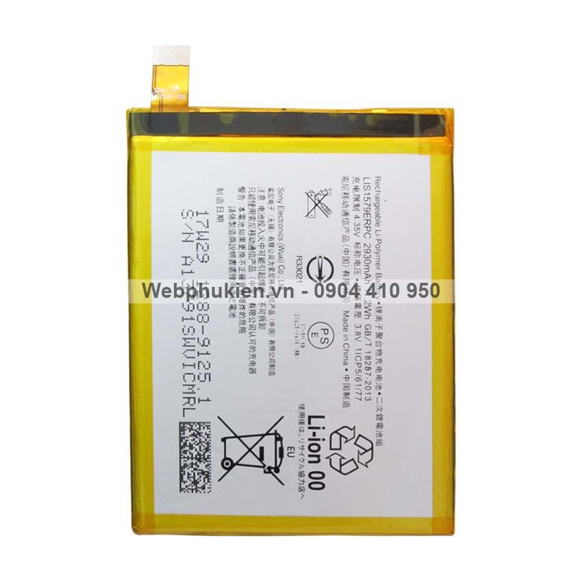 Pin Sony Xperia C5 Ultra E5563 (LIS1579ERPC) - 2930mAh Original Battery