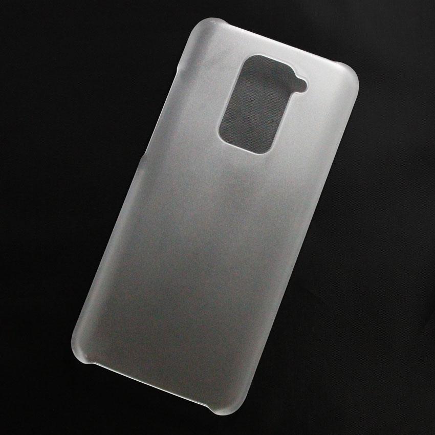 Ốp lưng nhựa cứng Xiaomi Redmi 10X 4G nhám trong