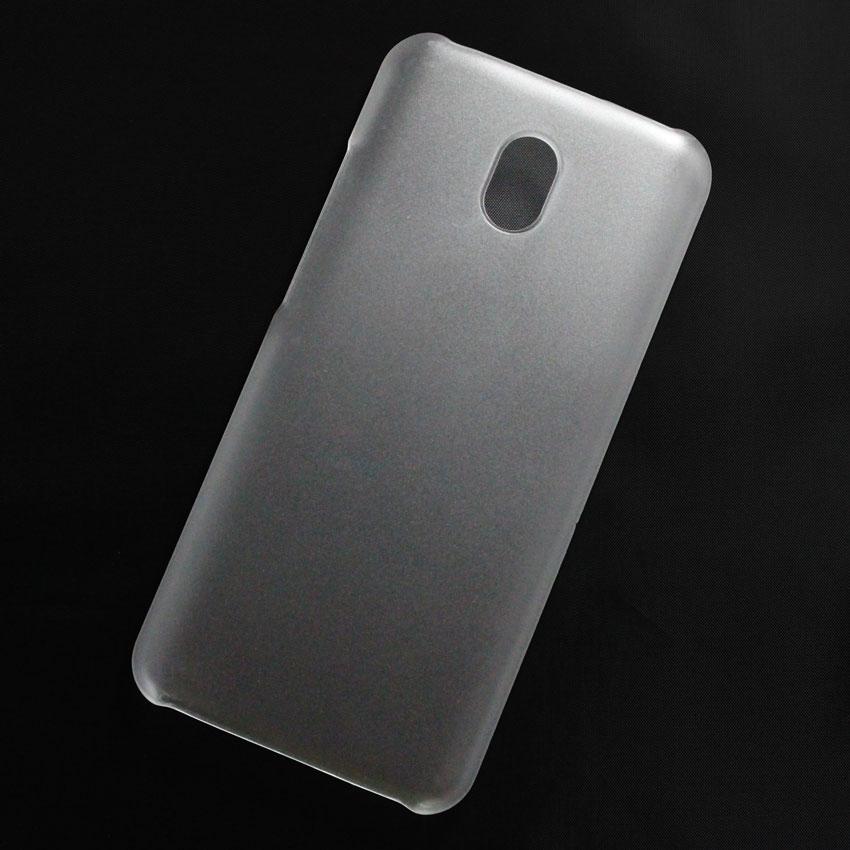 Ốp lưng nhựa cứng Xiaomi Redmi 8A nhám trong